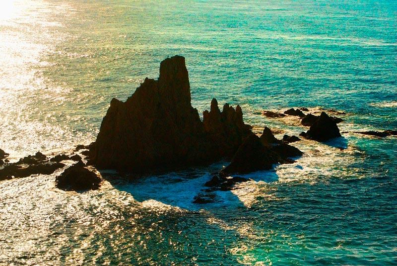 Miradores de Cabo de Gata - Arrecife Sirenas