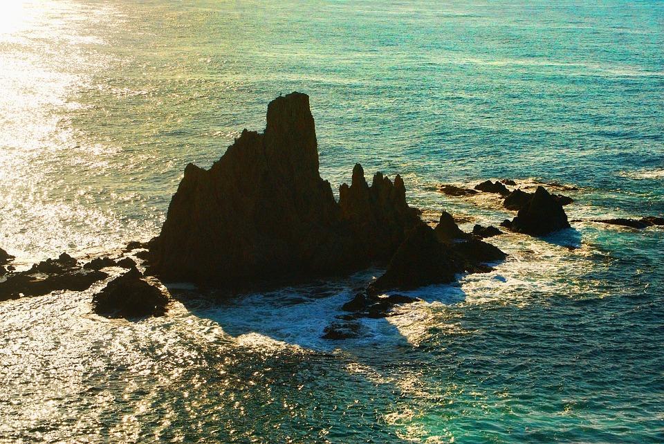 Arrecife de las Sirenas en Cabo de Gata