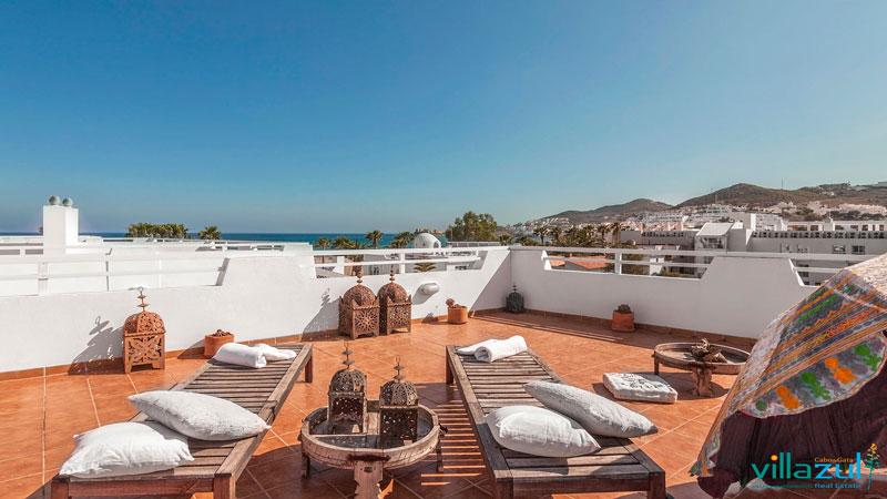 Alojamiento para el Punete de Andalucía en Cabo de Gata