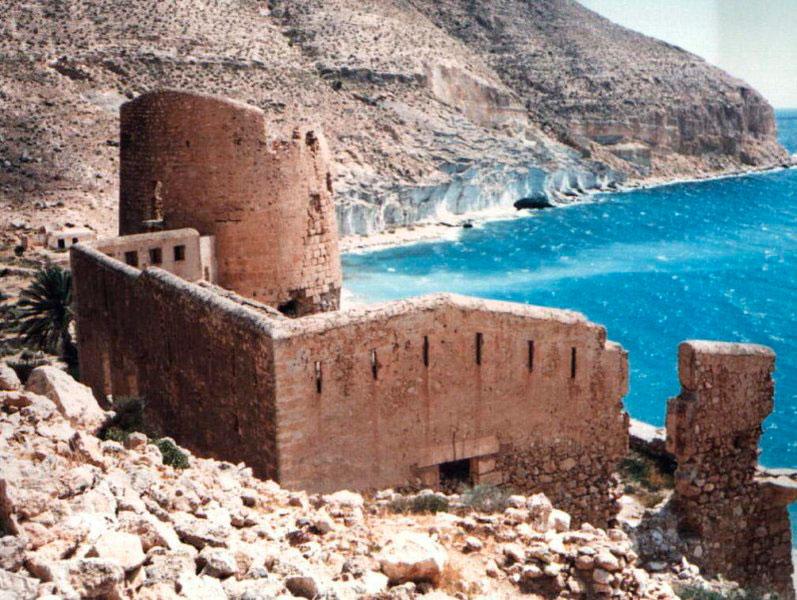 Ruinas del Castillo de San Pedro