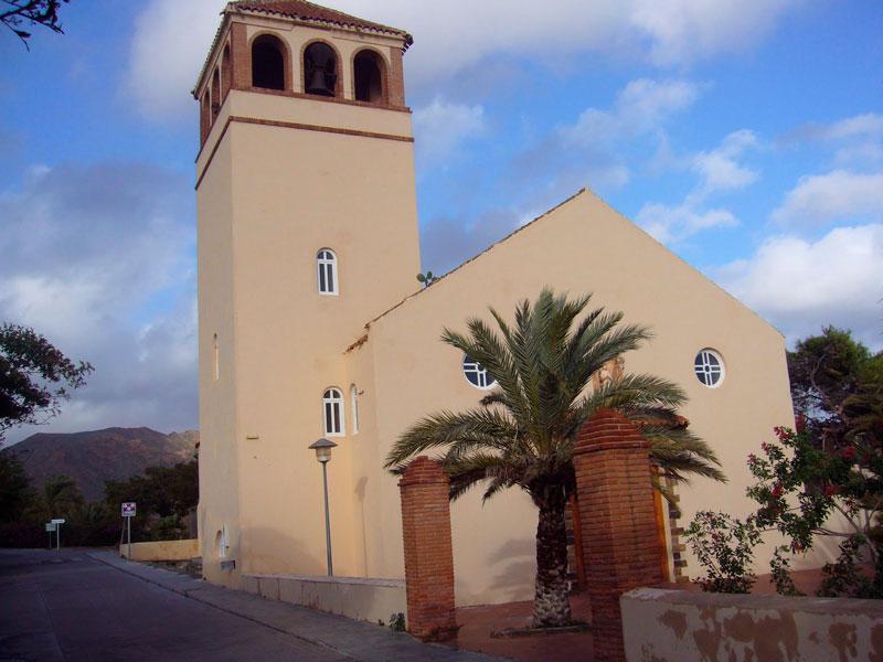 Iglesia de Rodalquilar