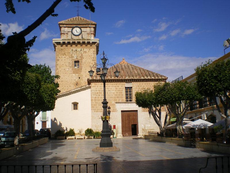 Iglesia parroquial de Santa María de la Anunciación