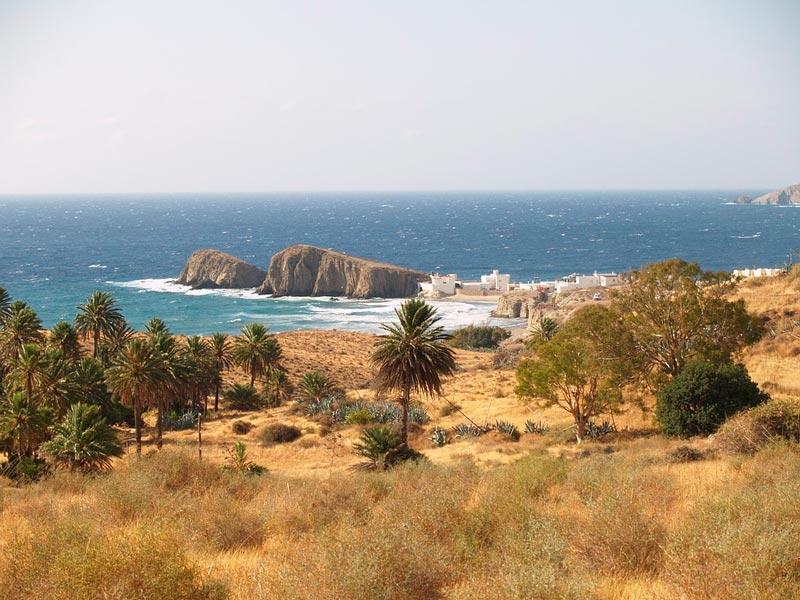Miradores de Cabo de Gata - Isleta del Moro