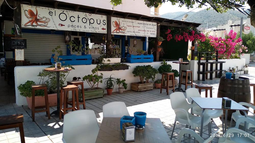 Octopus - Restaurante en San José