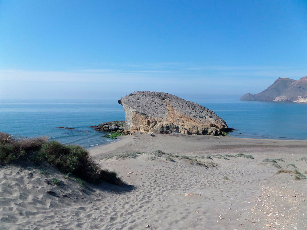 Playa del Monsul - Peineta