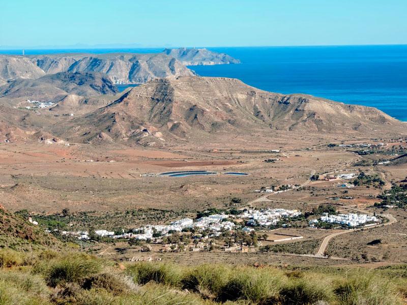Senderismo costero en Cabo de Gata