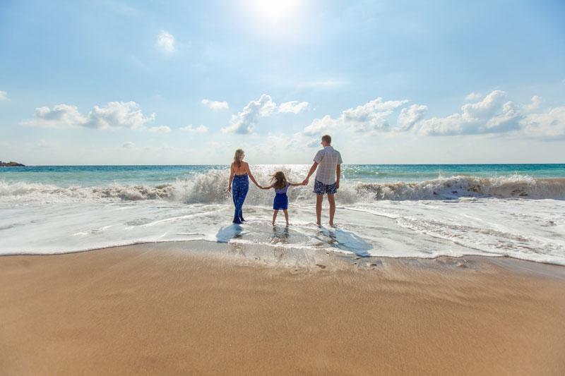 Vacaciones en familia en Cabo de Gata