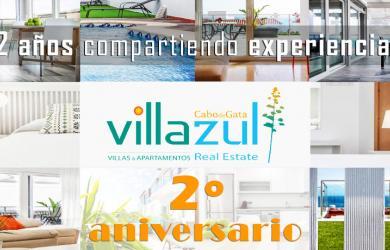 2 Aniversario - Villazul Cabo de Gata
