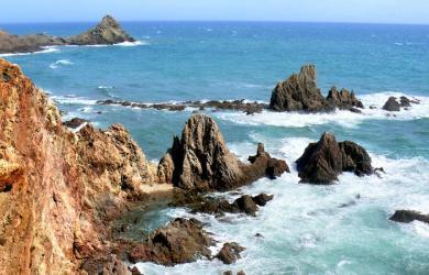 Otoño en Cabo de Gata