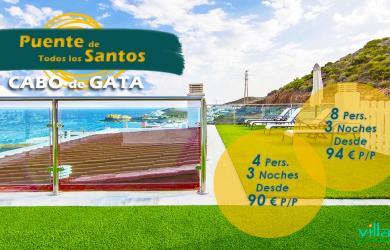 Promoción Puente Todos los Santos - Villazul Cabo de Gata