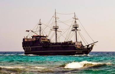 Ruta de los piratas en Cabo de Gata-Níjar