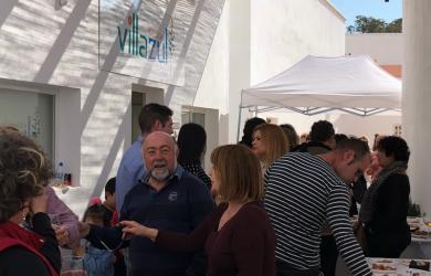 Inauguración nueva oficina de Villazul en San José