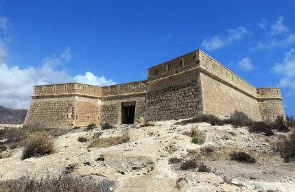 fortificaciones defensivas de Cabo de Gata - Castillo de San Felipe