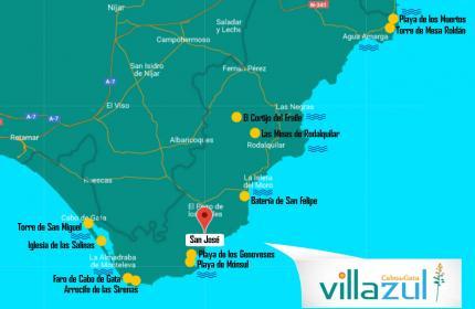 Los 10 Lugares Imprescindibles para Visitar en Cabo de Gata