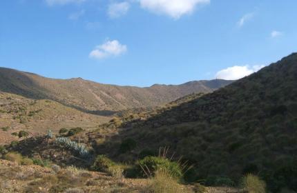 Sendero Caldera de Majada Redonda