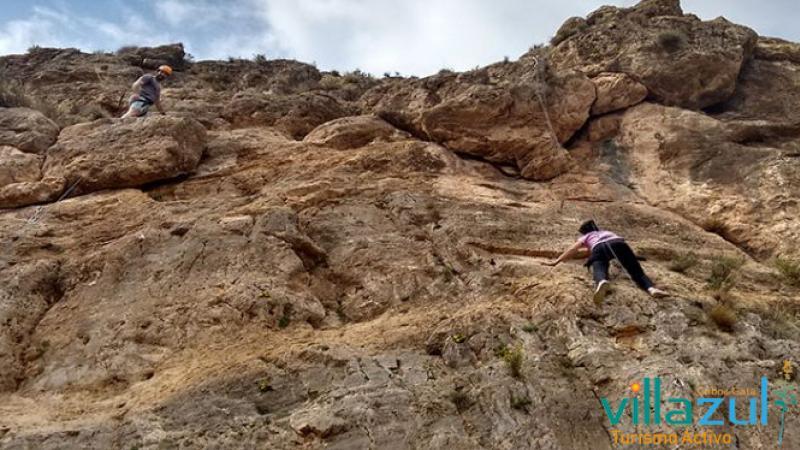 Tour de Sectores C.I. + C.A. - Villazul Turismo Activo Cabo de Gata