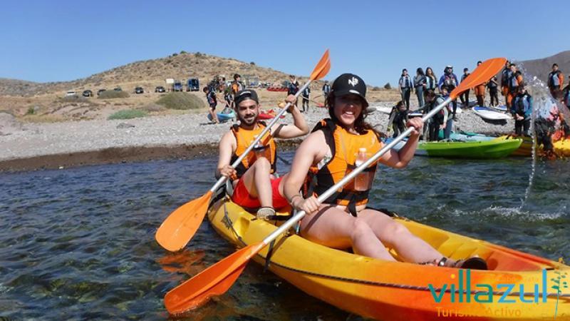 turismo activo durante el puente de andalucía