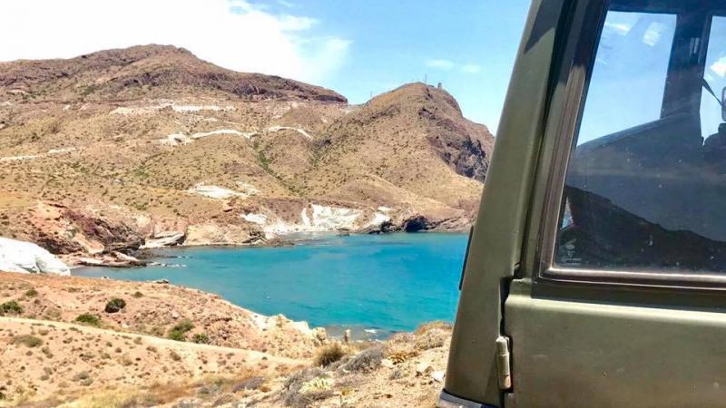 Ruta 4x4 Playas Vírgenes y Minas de Oro - Cabo de Gata
