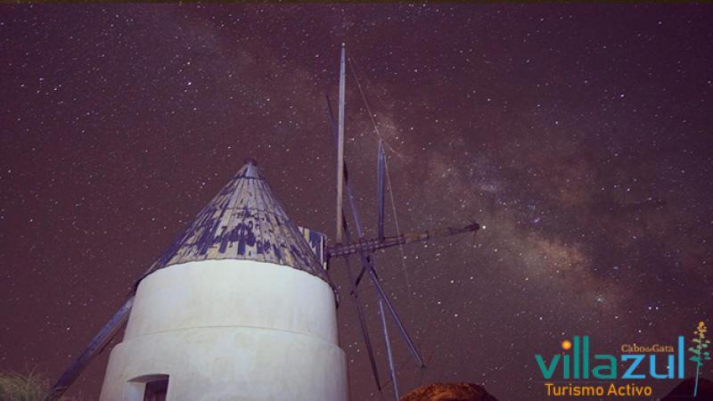 enderismo Nocturno - Villazul Turismo Activo Cabo de Gata