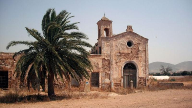 SENDERO CORTIJO DE LOS FRAILES - MONTANO - HORNILLO