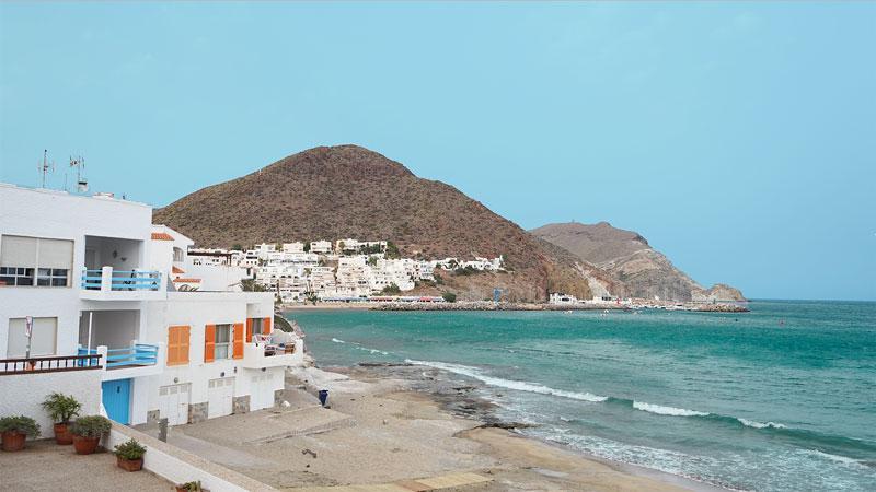 Cabo de Gata Destino 2020 playa