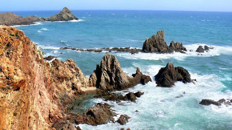 Guía por las calas más impresionantes de Cabo de Gata
