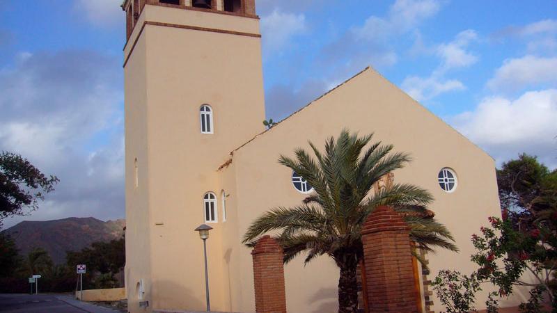 Monumentos religiosos de Cabo de Gata