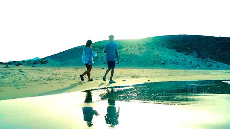 Fin de semana romántico en Cabo de Gata