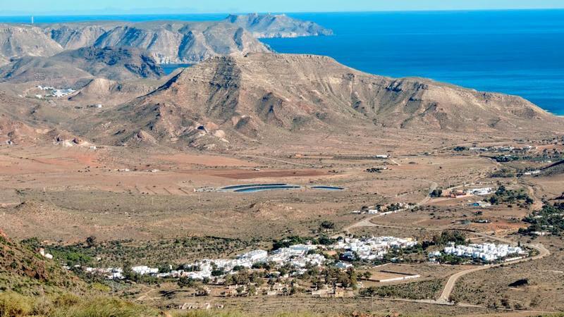 Rutas y Senderismo en Cabo de Gata Níjar