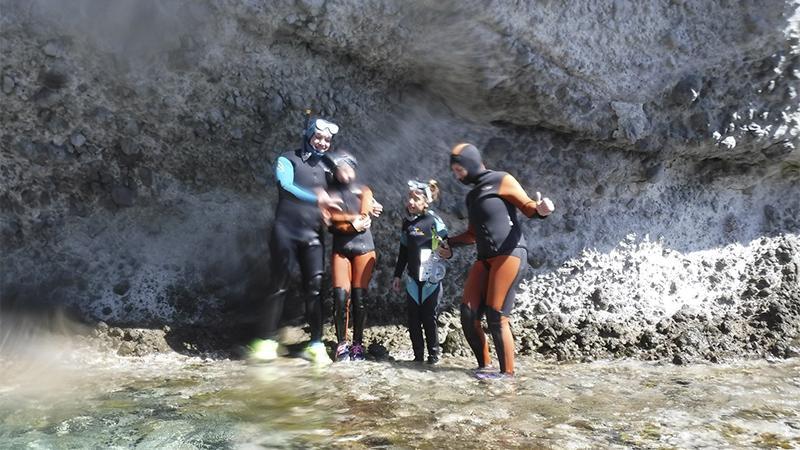 Snorkel en Familia - Cabo de Gata Almería